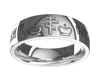 Orthodox Wedding Bands
